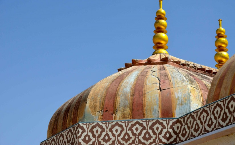 Cinco motivos para visitar Jaipur