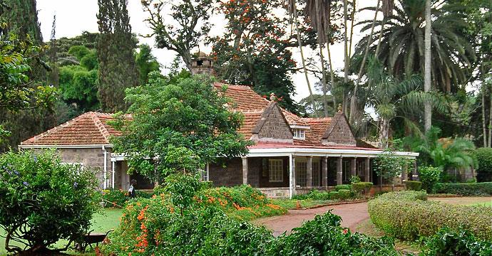 Casa Museo de Karen Blixen