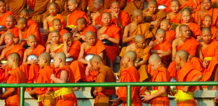 Triángulo de Oro: Por los confines del Reino de Siam
