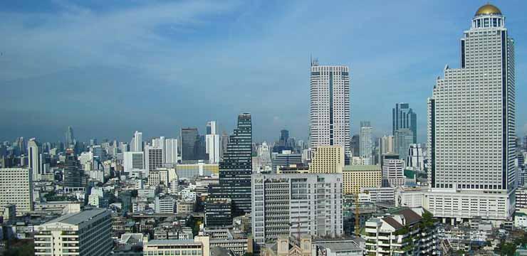 Bangkok, un sortilegio oriental