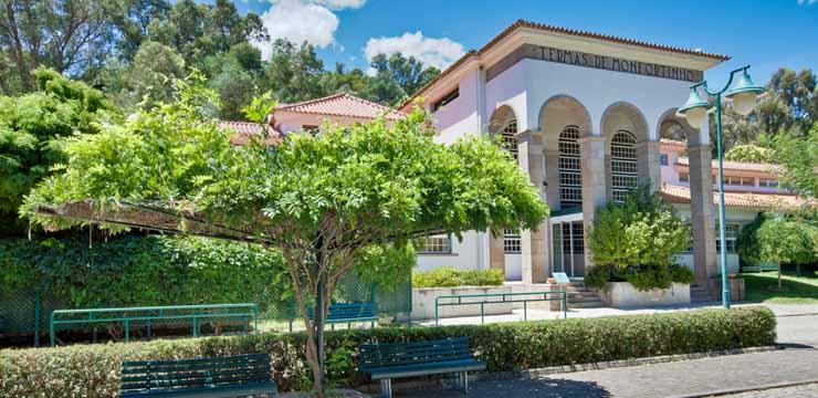 Monfortinho, las mejores aguas termales de Portugal