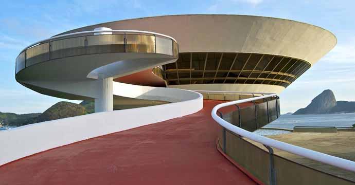 Resultado de imagen para río de janeiro brasil Museo de Arte Moderno