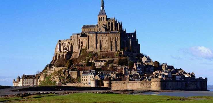 Normandía sublime y natural