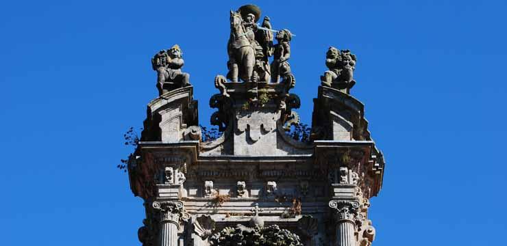 Santiago de Compostela: Fragancias de fe