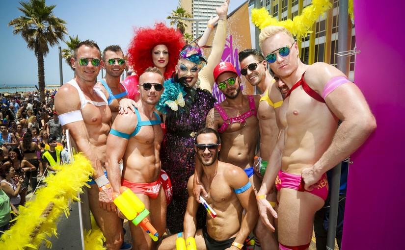 Tel Aviv: el Gay Pride en torno a la bisexualidad