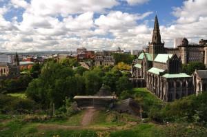 Glasgow - Outlander trip