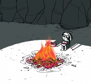 moro fuego