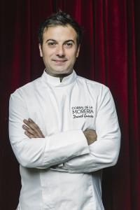 Corral de la Moreria_Chef_David Garcia