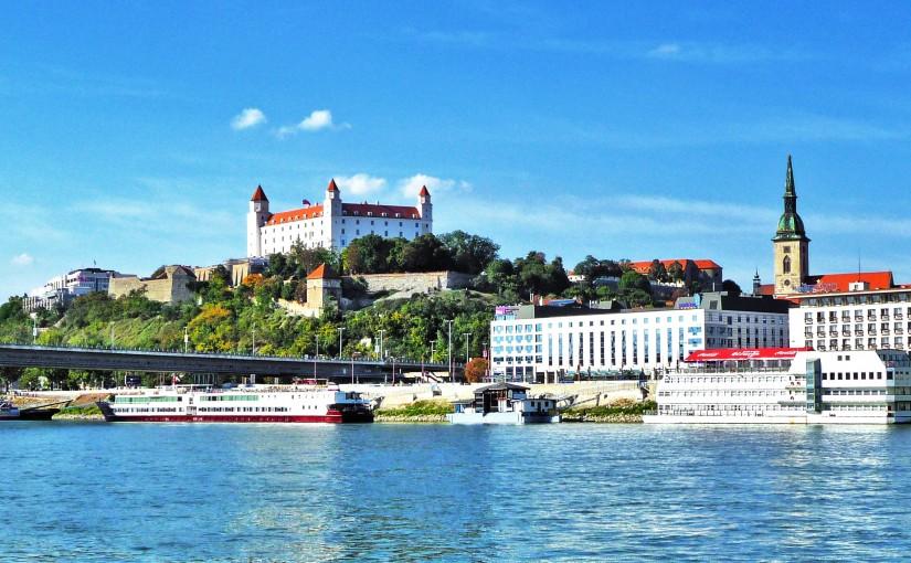 Cinco castillos de Eslovaquia