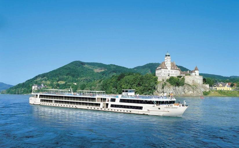 La fiebre de los cruceros fluviales