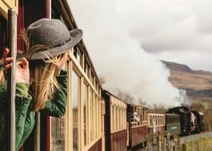 Foto 3 Welsh Highland Railway, Gwynedd, Wales_∏VisitBritain_Ben Selway_CMYK