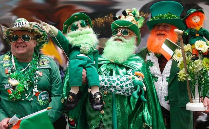 Así celebrará Irlanda el día de San Patricio