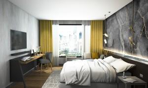 AVANI Sukhumvit Bangkok - AVANI Room rendering high res