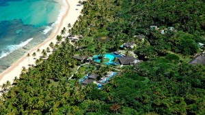 Anantara Marau Bahia Resort aerial view low res