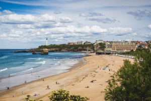 Biarritz Grande Plage ©Damien Dohmen