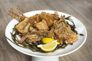 Fried Local Lionfish - Fish by Jose Andres