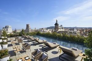 58.Mandarin Oriental, Barcelona - Terrat Rooftop