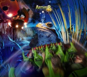 Arthur l'aventure 4D