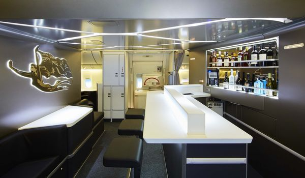 BUSINESS CLASS: exclusividad por los cielos