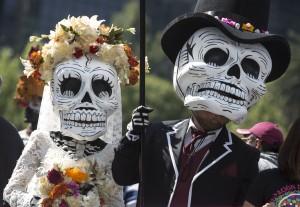 Desfile de Día de Muertos - Créditos Christian Palma (4)