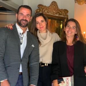 Rafa Ríos, Elisabeth Horcher y Alejandra Ansón (2)