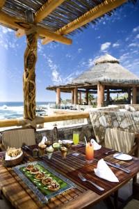 Desayuno en Hotel de Los Cabos