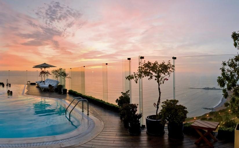 Siete hoteles de Perú entre los mejores de Suramérica y el mundo