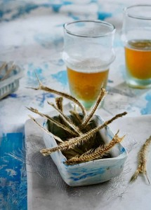 raspas de anchoa fritas (c) Becky Lawton