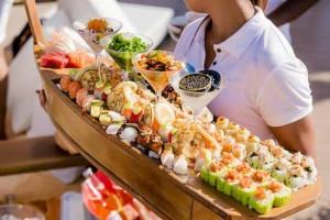 Foto 2 sushi-boat