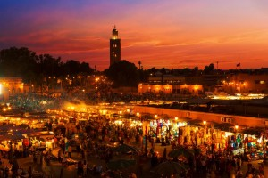 Marrakech-Morocco-Photo