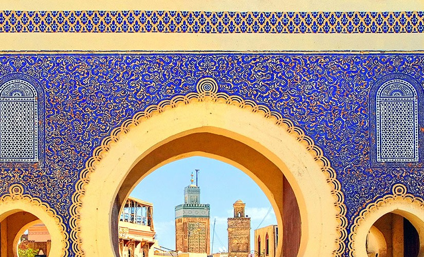 Middle-East-Morocco-Fes