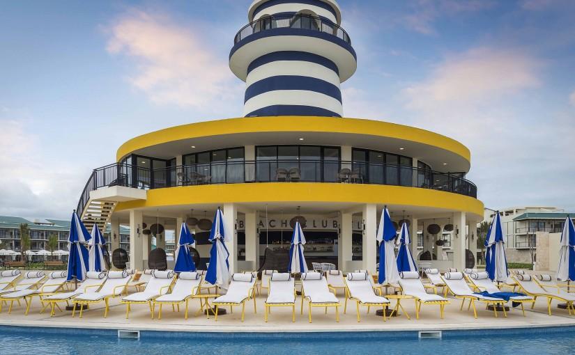 Ocean El Faro o  el nuevo concepto de lujo familiar en el Caribe