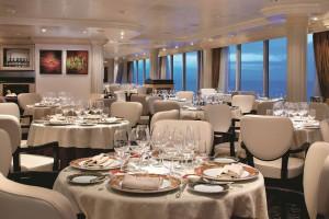 Toscana - Deck 10 Aft Portside Insignia - Oceania Cruises