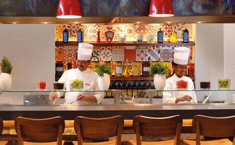 El arte de saborear la gastronomía de Mauricio