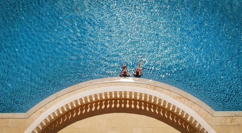 Cinco hoteles para casarse… o no