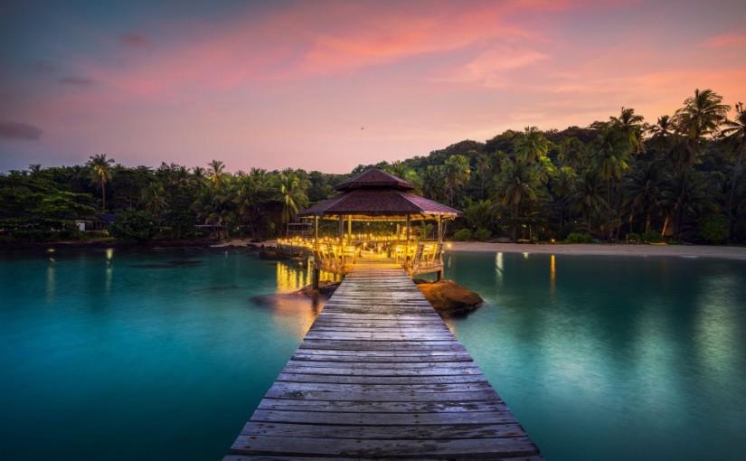 Paraísos asiáticos inexplorados