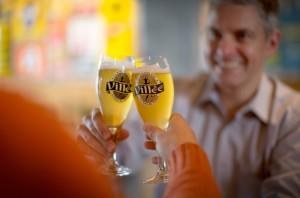 Distillerie de Biercee - Restaurant - Biere