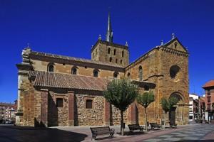Via de la Plata09. Iglesia de Santa Maria del Azogue