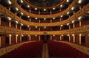 Via de la Plata18. Teatro Reina Sofia