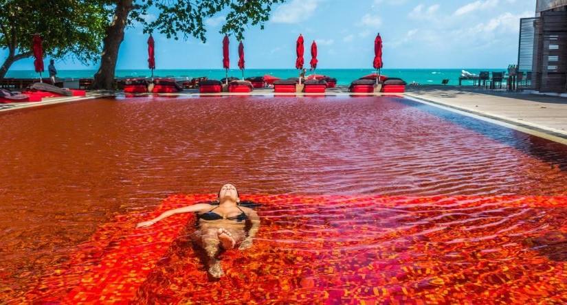 Nuevos estilos en las piscinas de hotel