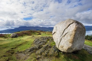 The Cloughmore Stone, Mourne Mountains, Co. Down