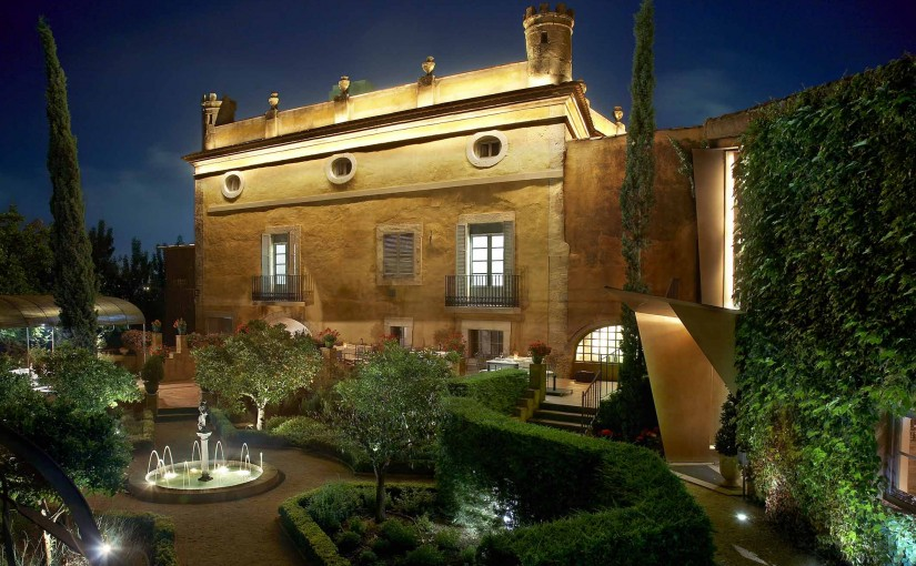 La Boella: arte e innovadora gastronomía