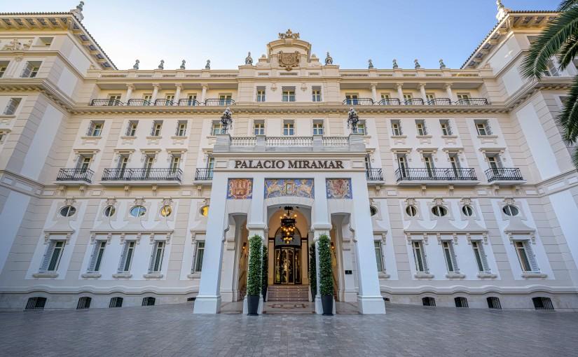 Gran Hotel Miramar, hotel oficial de los premios Goya 2021