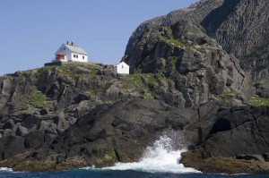 Foto 16 Kvanhovden Lighthouse 2 - Photo - Terje Rakke - Nordic Life - www.fjordnorway.com