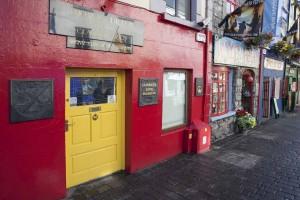 Galway City, Street Scenes.