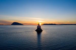 Foto 3 Stabben Lighthouse - Photo - Visit Fjordkysten