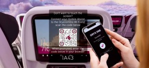 Foto 5 Qatar Airways - 'Zero-Touch' In-flight Entertainment Technology - 1