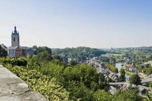 Thuin - Le Beffroi - patrimoine mondial UNESCO
