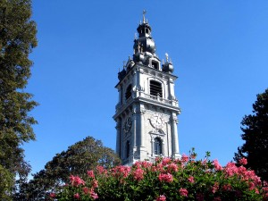 Mons - Beffroi , Mons - Le Beffroi - patrimoine mondial UNESCO