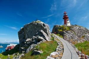 Foto 9 Ona Lighthouse- Photo - Øyvind Heen - VisitNorway.com